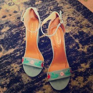 Shoe Republica LA High Heel